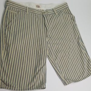Levis Tab Twills Cotton Shorts Label size W38